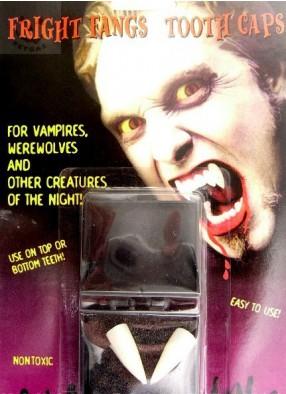 Два вампирских клыка