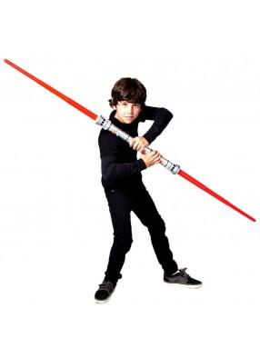 Двойной световой меч Дарт Маула фото