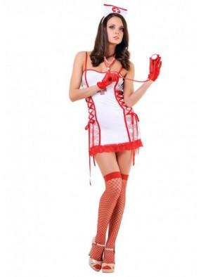 Эротичный костюм медсестры