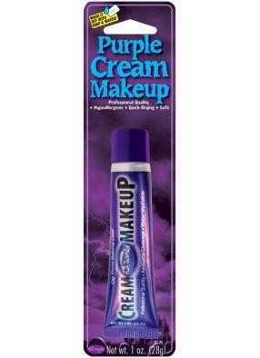 Фиолетовый грим Makeup фото
