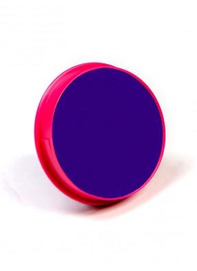Фиолетовый профессиональный аквагрим в шайбе 26 г