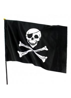 Флаг пирата 40*60