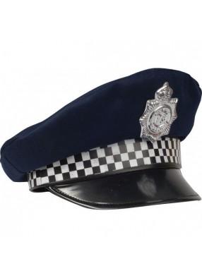 Фуражка сержанта полиции фото