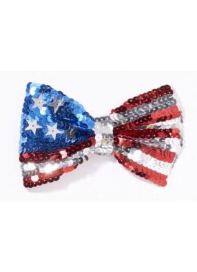 Галстук-бабочка Флаг США