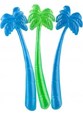 Гавайские коктейльные палочки-пальмы