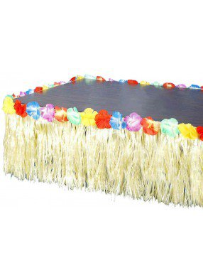 Гавайское украшение для стола