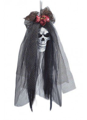 Голова-череп Невесты