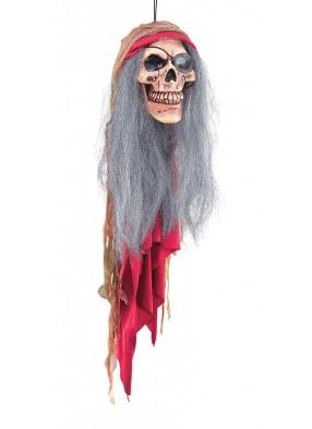 Голова - череп Пирата