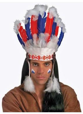 Головной убор юного индейца