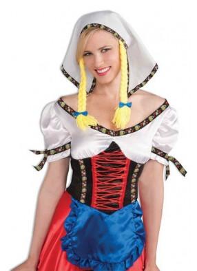 Головной убор немецкой женщины