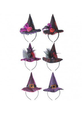 Головной убор ведьмы 1 фото