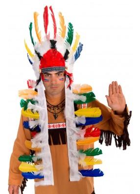 Головной убор вождя племени