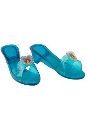 Голубые туфли Ариэль фото