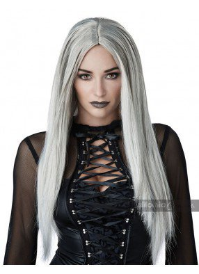Готический парик ведьмы
