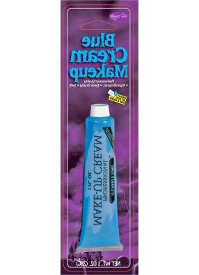 Грим для макияжа синий