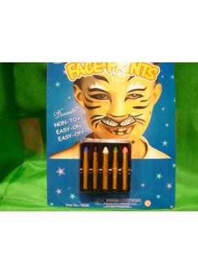 Грим-карандаши для лица