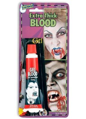 Грим кровавый гель