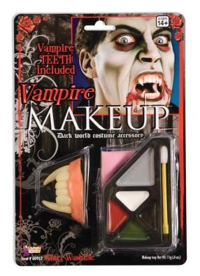 Грим ночного вампира
