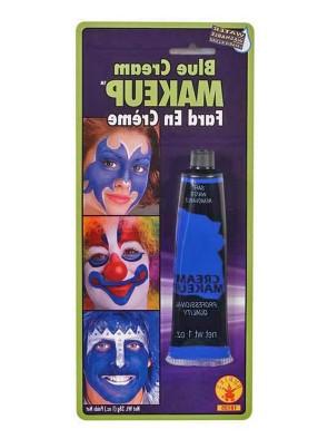 Грим синий