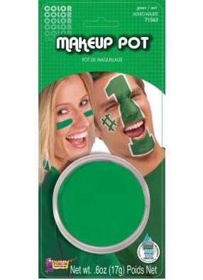 Грим в шайбе зеленый