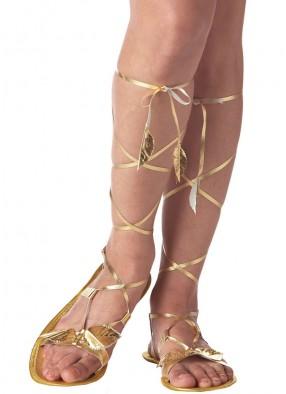 Имитация обуви Греческие сандалии взрослые