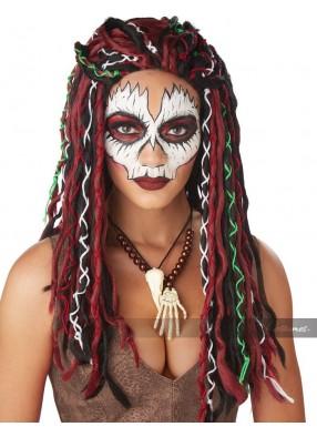 Индейский охотничий парик