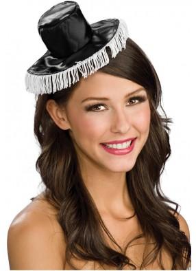 Испанская мини-шляпка