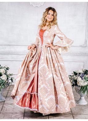 Историческое платье Екатерина