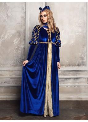 Историческое платье с аксессуарами Инфанта