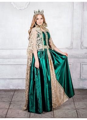 Историческое платье с аксессуарами Жозефина