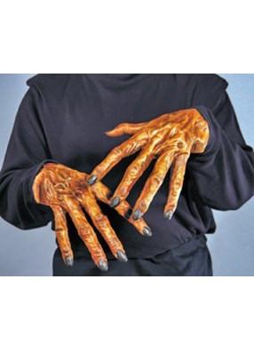 Яркие руки оборотня