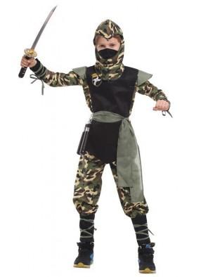 Камуфляжный костюм Ниндзя фото