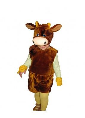 Карнавальный костюм бычка