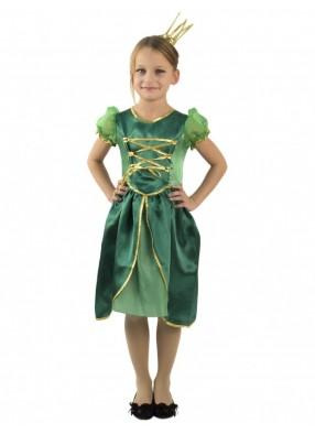 Карнавальный костюм Царевны-Лягушки 1 фото