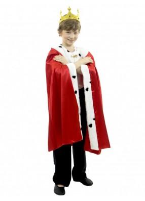 Карнавальный костюм нарядного короля 1 фото