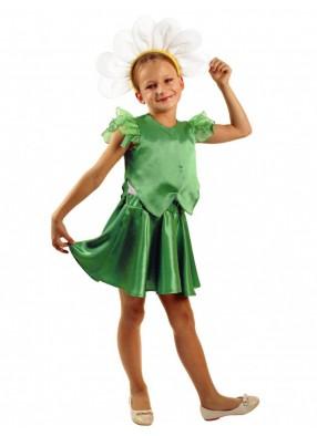 Карнавальный костюм ромашки для девочки