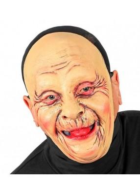 Карнавальная маска старушки
