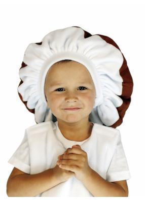 Карнавальная шапочка Боровик 1 фото