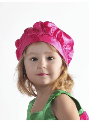 Карнавальная шапочка Малинка 1 фото