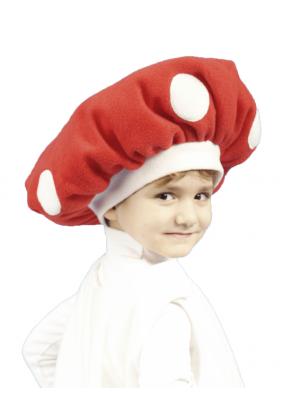 Карнавальная шапочка Мухомор 1 фото