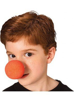 Карнавальный нос клоуна