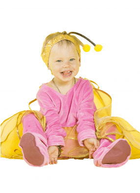 Карнавальный костюм Бабочка малышка 1 фото