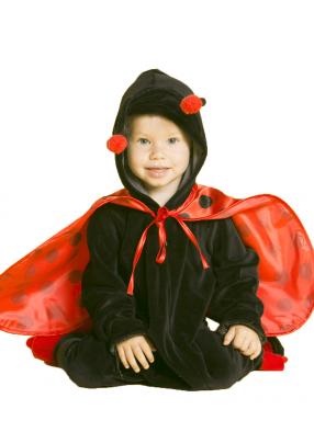 Карнавальный костюм Божья Коровка для малыша 1 фото