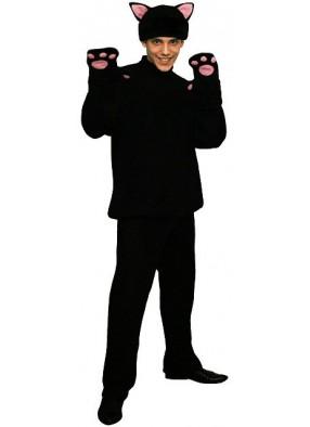 Карнавальный костюм Черного Кота  взрослый