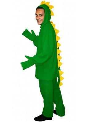 Карнавальный костюм Дракона зеленый