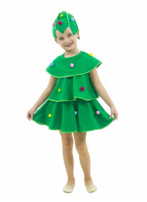 Карнавальный костюм Елочка 1 фото