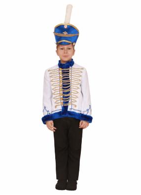 Карнавальный костюм Гусар мужской фото