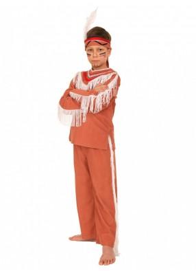 Карнавальный костюм индейца Апачи