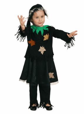 Карнавальный костюм Кикимора 1 фото