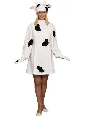 Карнавальный костюм Коровы девушке